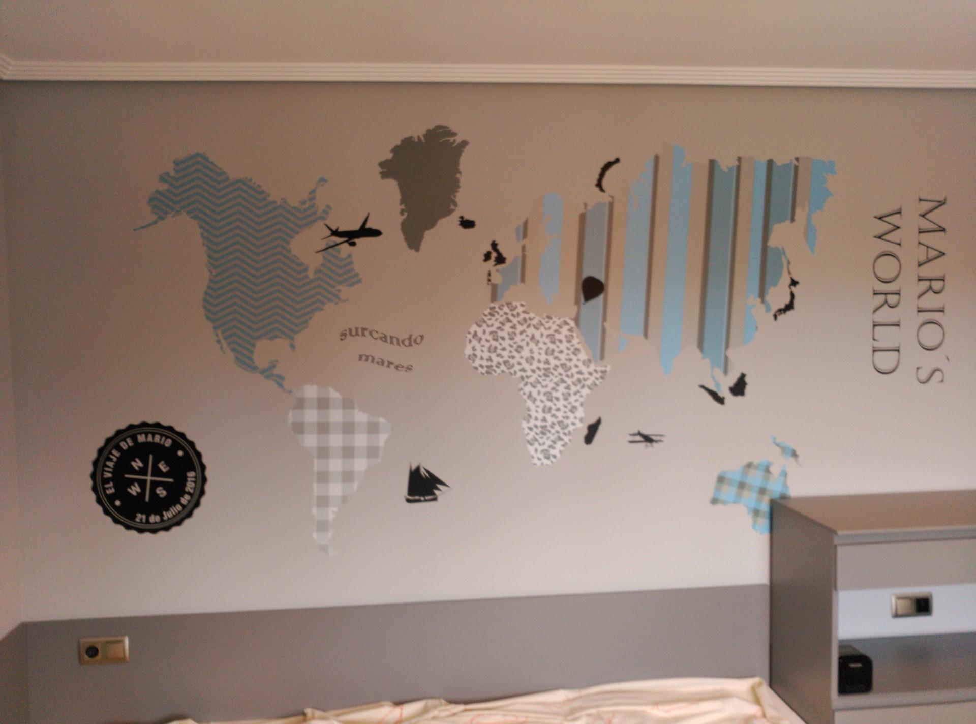 decoración_infantil_decoración_interior_hogar_niño_vinilo