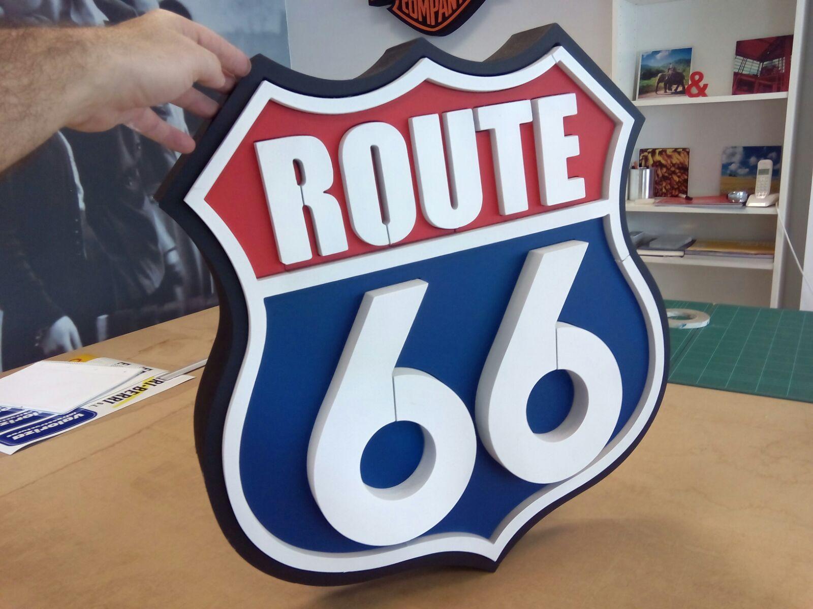 route66_route_motor_decoración_man_men_hombre_logo_logos_poliestireno_volúmen_volúmenes__estella_Navarra_IMPRESIÓN_DISEÑO_VINILOS_ROTULACIÓN