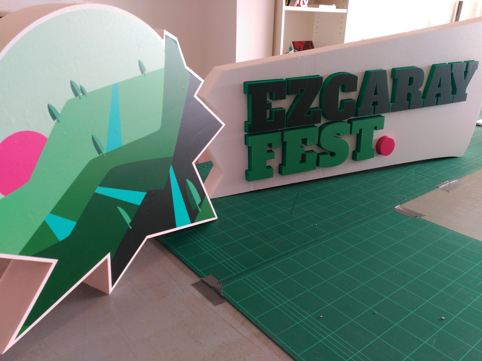 logo_cartel_poliestireno_letrero_ezcaray_ezcarayfest_festival_concierto_