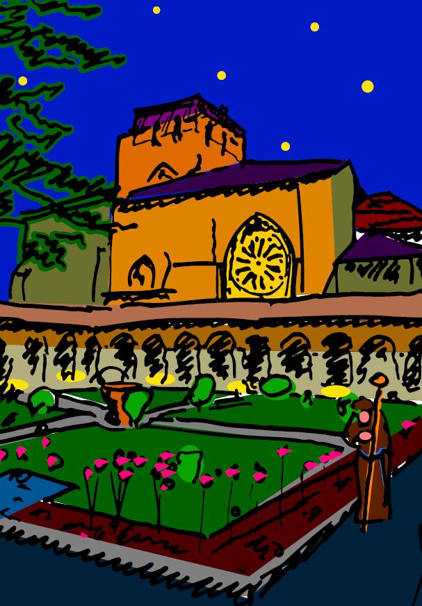 san_pedro_estella_navarra_ciudad_cuadro_adptación_estilo_decoracion_paredes_comercios_empresas_tiendas_despachos_interiorismo