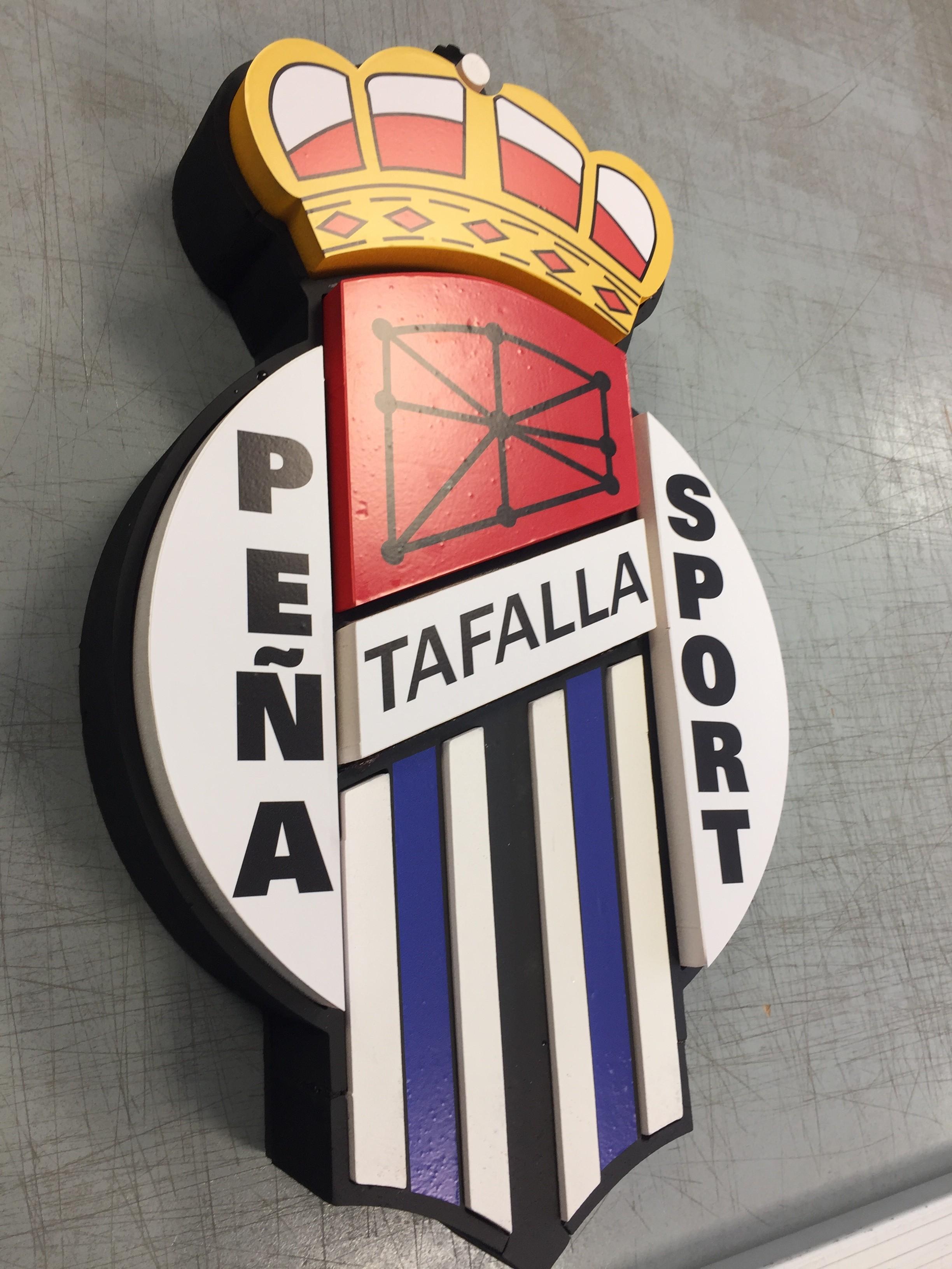 peñasport_peña_sport_futbol_tafalla_deporte_logo_escudo_cartel_poliestireno_letrero_regalo_ESTELLA_NAVARRA_IMPRESIÓN_DISEÑO_VINILOS_ROTULACIÓN